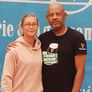 Aude Rappaz et Terry Mc Krorry